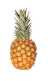Pineapple a fruit. Costs on a table Stock Image