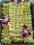 Pineapple fruit Royalty Free Stock Photos