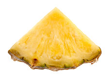 Pineapple fruit slice Royalty Free Stock Photos