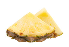 Pineapple fruit slice Royalty Free Stock Image