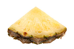 Pineapple fruit slice Royalty Free Stock Photo