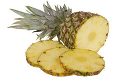 Pineapple fruit Royalty Free Stock Image