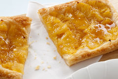 Pineapple Gallette Royalty Free Stock Photos