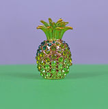 Pineapple Crystal Stock Images