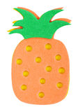 Pineapple magnet Stock Photos