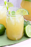 Pineapple Mint Limeade Royalty Free Stock Image