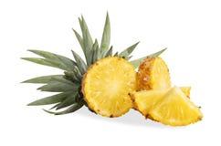 Free Pineapple Or Ananas Comosus On White Background Royalty Free Stock Photos - 154173458