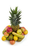Pineapple and other fruit Stock Photos