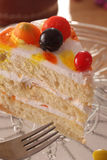Pineapple Pastry Stock Photos