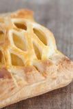 Pineapple pie Stock Image