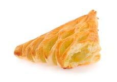 Pineapple pie Royalty Free Stock Photo