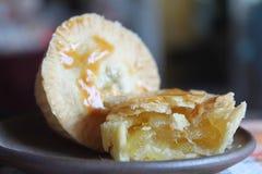 Pineapple Pie Royalty Free Stock Image
