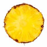 Pineapple slice. Stock Photo