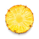 Pineapple slice Royalty Free Stock Photography