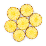 Pineapple slice Royalty Free Stock Image