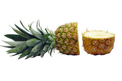 Pineapple sliced Royalty Free Stock Photos