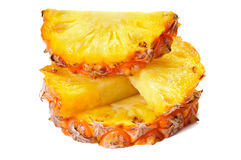 Pineapple slices Royalty Free Stock Photos