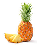 Pineapple stock image