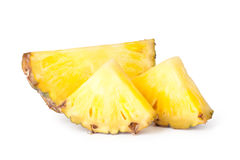 Pineapple slices Stock Photography