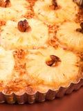 Pineapple tart Royalty Free Stock Photo