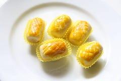 Pineapple tart Stock Images