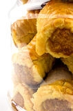 Pineapple tarts Stock Photo