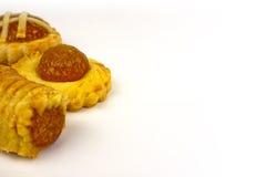 Pineapple tarts Stock Photography
