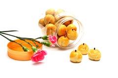Pineapple Tarts Royalty Free Stock Image