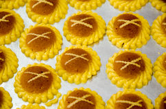 Pineapple tarts Stock Images