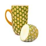Pineapple tea Royalty Free Stock Photo