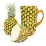 Pineapple tea Stock Image