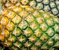 Pineapple texture Royalty Free Stock Images