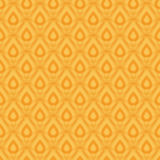 Pineapple texture seamless pattern Royalty Free Stock Image