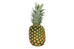 Pineapple. On a white background Stock Photos