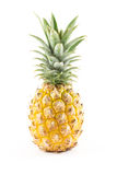 Pineapple. On the white background Royalty Free Stock Photo
