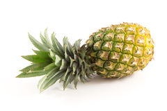Pineapple. On the white background Royalty Free Stock Photos