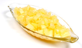 Pineapples. Exclusive image for the pineapples Royalty Free Stock Image