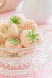 Pineberries Royalty Free Stock Photos