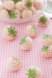 Pineberries Royalty Free Stock Images