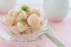 Pineberries Stock Photos