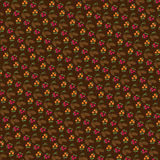 Pinecones-Hintergrundmuster Lizenzfreie Stockbilder