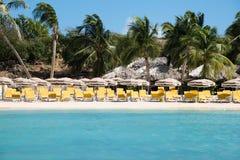 Pinel wyspy raj Obrazy Royalty Free