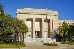 Pinellas okręgu administracyjnego urzędnik księgowy i sąd objazdowy Zdjęcia Royalty Free