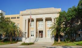 Pinellas okręgu administracyjnego urzędnik księgowy i sąd objazdowy Obrazy Stock