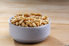 Pinenuts Royalty Free Stock Images