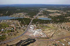 Pinetop, Arizona Stock Photo