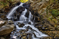 Piney Run Falls at Potomac Waypoint, Virginia Royalty Free Stock Photo