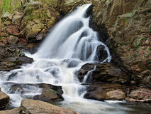Piney Run Falls at Potomac Waypoint, Virginia Royalty Free Stock Photography