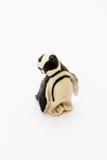 Pingüino de cerámica Foto de archivo libre de regalías