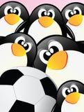 Pingüinos del vector libre illustration